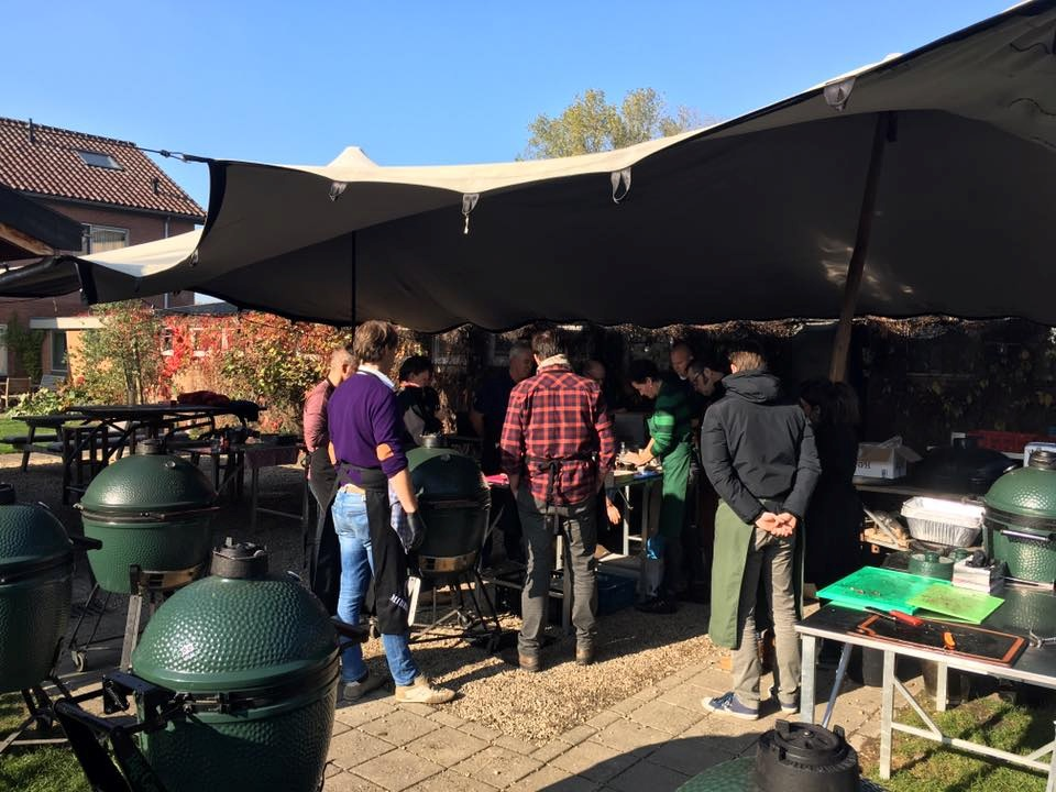 BBQ Workshop