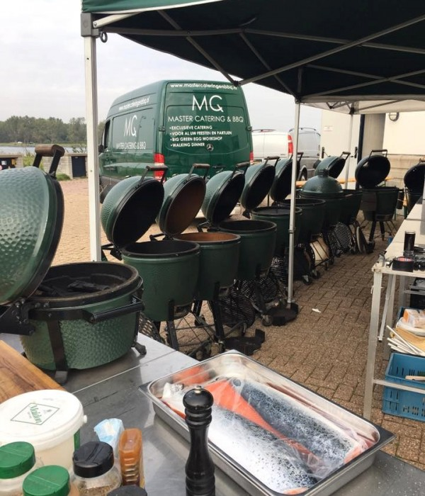 Big Green Egg Huren