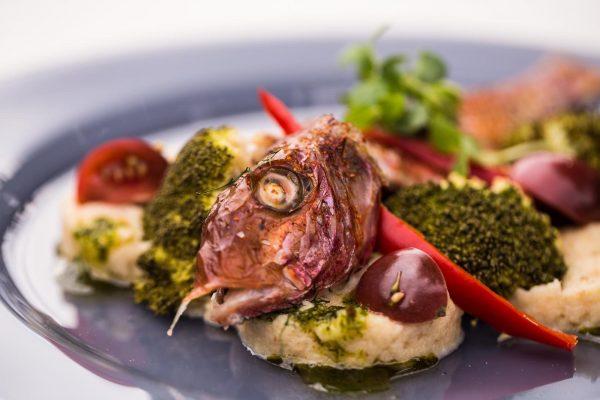 Biologische-catering-vis
